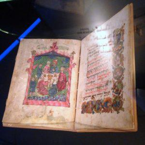 Haggada, 1400-20, Dél-Németország vagy Csehország