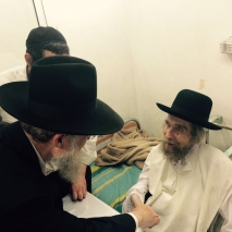 group-reception-with-rav-steinman-shlita-in-bnei-brak