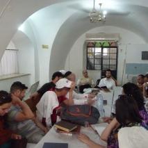 learning-with-rav-keleti-in-rav-yosef-karos-synagogue-in-safed