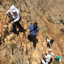 the-descent-from-mt-arbel