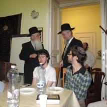 Rabbi Moshe Shlezinger 2011