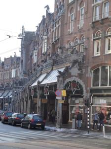 Amszterdam zsidónegyede