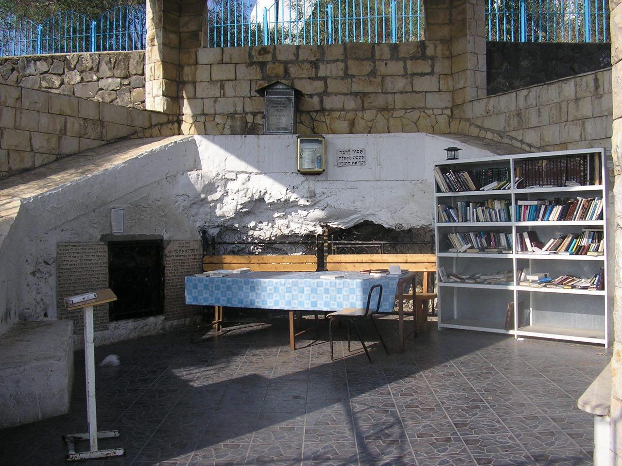 Rabbi Akiva sírja, Tiberiás