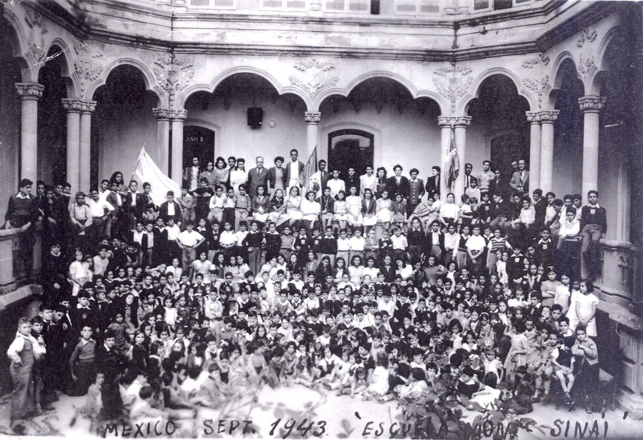 A Monte SinaÍ alapítvány zsidó iskolája a Kommunikációs Egyetemen