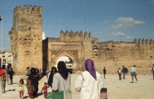 Mellah, Fez-i zsidónegyed